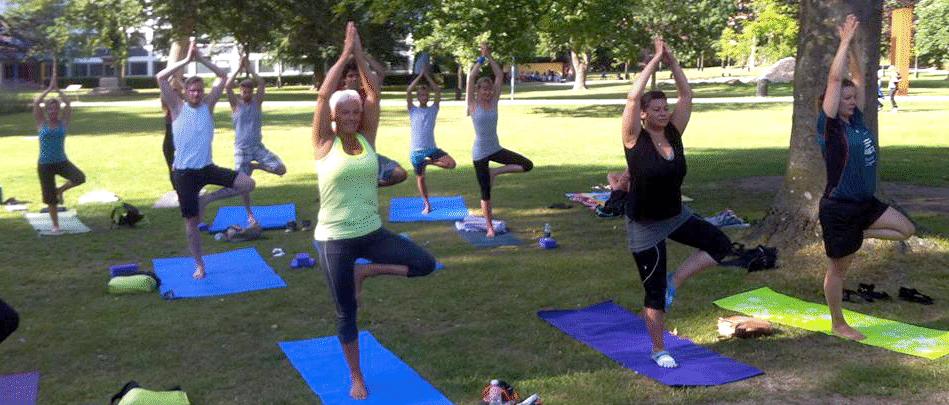 yoga-i-kildeparken